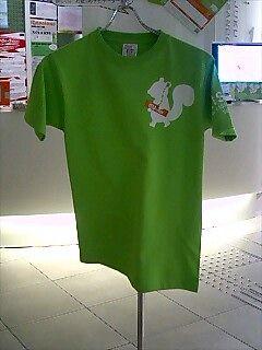リスモのTシャツ